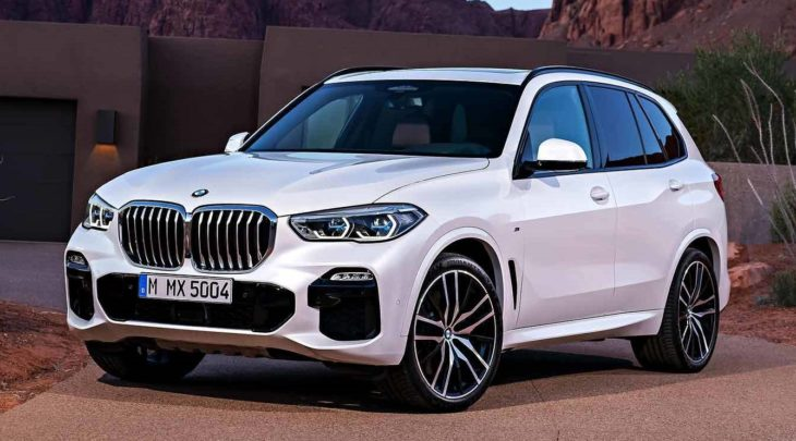 2019 BMW X5 1 730x405 at 2019 BMW X5 Facelift Revealed Ahead of November Launch