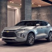 2019 Chevrolet Blazer 2 175x175 at 2019 Chevrolet Blazer Unveiled with  Bold Design, Lots of Tech