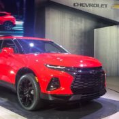 2019 Chevrolet Blazer 3 175x175 at 2019 Chevrolet Blazer Unveiled with  Bold Design, Lots of Tech