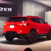 2019 Chevrolet Blazer 4 175x175 at 2019 Chevrolet Blazer Unveiled with  Bold Design, Lots of Tech