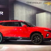 2019 Chevrolet Blazer 5 175x175 at 2019 Chevrolet Blazer Unveiled with  Bold Design, Lots of Tech