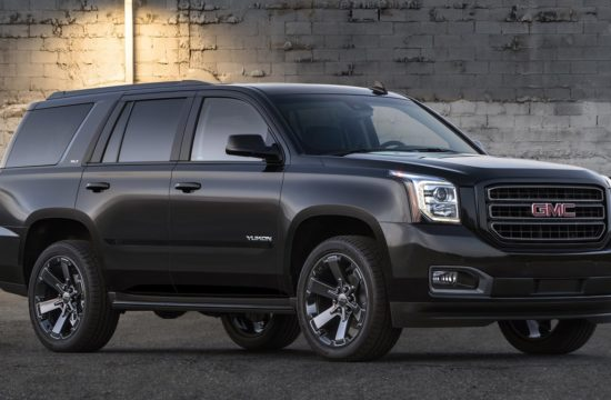 2019 GMC Yukon Graphite Performance Edition 022 550x360 at Official: 2019 GMC Yukon Graphite Performance Edition