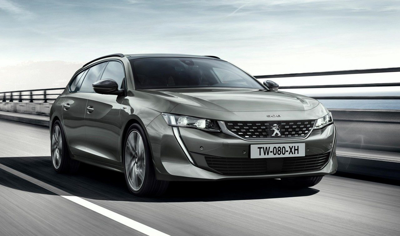 2019 peugeot 508 sw wagon is even nicer than the sedan. Black Bedroom Furniture Sets. Home Design Ideas