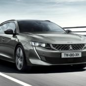 2019 Peugeot 508 SW 3 175x175 at 2019 Peugeot 508 SW Wagon Is Even Nicer Than the Sedan