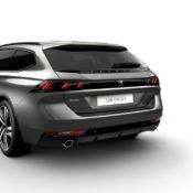 2019 Peugeot 508 SW 9 175x175 at 2019 Peugeot 508 SW Wagon Is Even Nicer Than the Sedan