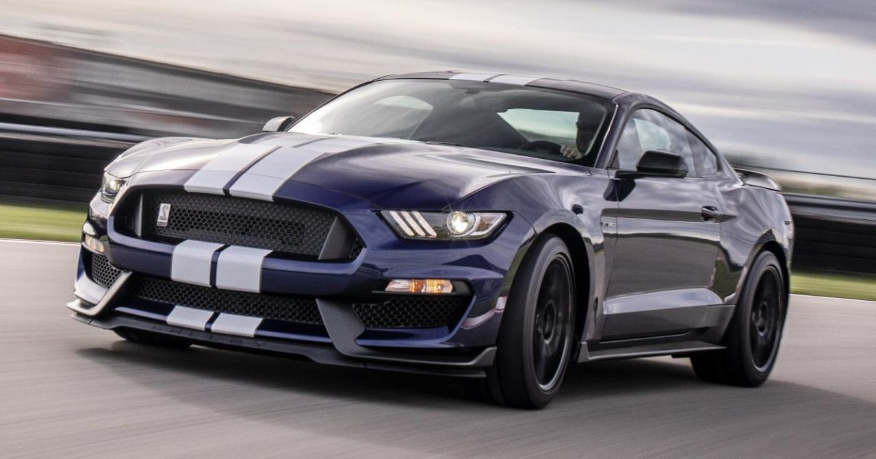 2019 Shelby GT350 Is a High-Tech Muscle Car