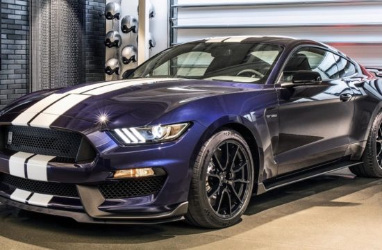 2019 Shelby GT350 6 550x360 at 2019 Shelby GT350 Is a High Tech Muscle Car