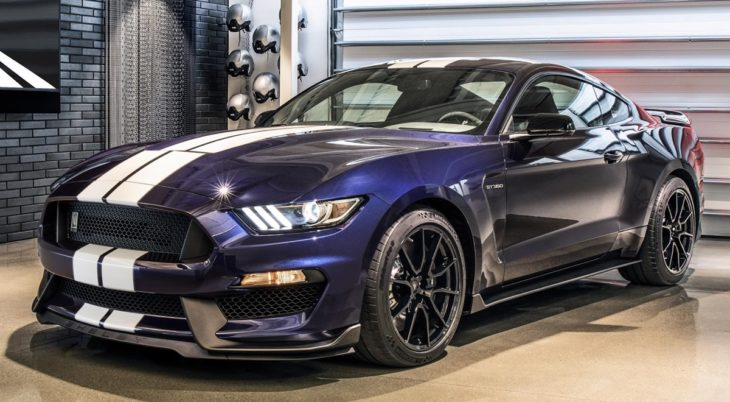 2019 Shelby GT350 6 730x402 at 2019 Shelby GT350 Is a High Tech Muscle Car