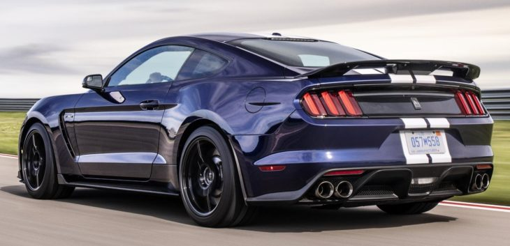 2019 Shelby GT350 m 730x353 at 2019 Shelby GT350 Is a High Tech Muscle Car
