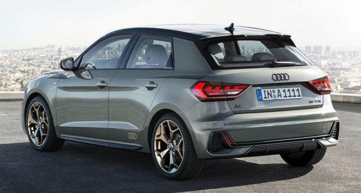 2019 audi a1 sportback premium hatchback unveiled. Black Bedroom Furniture Sets. Home Design Ideas