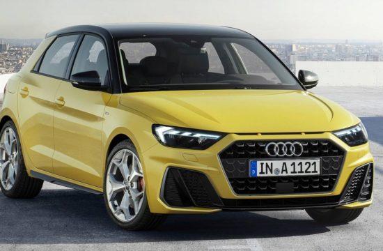2019 audi a1 7 550x360 at 2019 Audi A1 Sportback Premium Hatchback Unveiled
