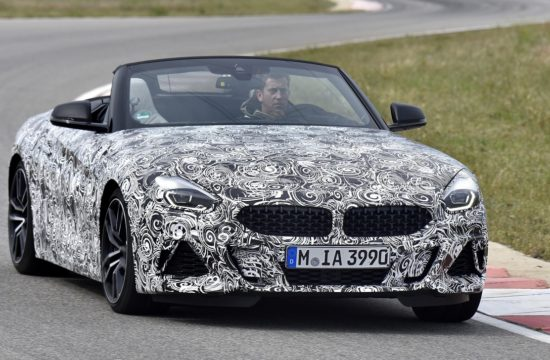 2019 bmw z4 m40i 2 550x360 at New 2019 BMW Z4 Comes Out to Play