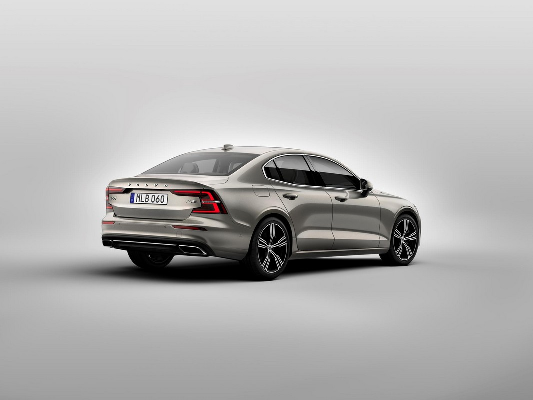 2019 Volvo S60 Revealed With High End Looks Amp Tech