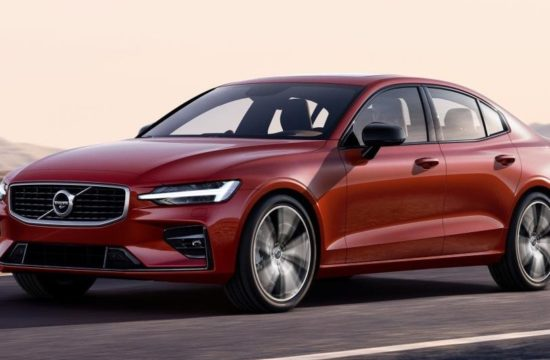 230845 New Volvo S60 R Design exterior 550x360 at 2019 Volvo S60 Revealed with High End Looks & Tech