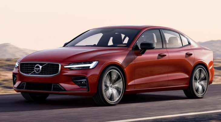 230845 New Volvo S60 R Design exterior 730x406 at 2019 Volvo S60 Revealed with High End Looks & Tech