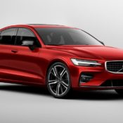 230889 New Volvo S60 R Design exterior 175x175 at 2019 Volvo S60 Revealed with High End Looks & Tech
