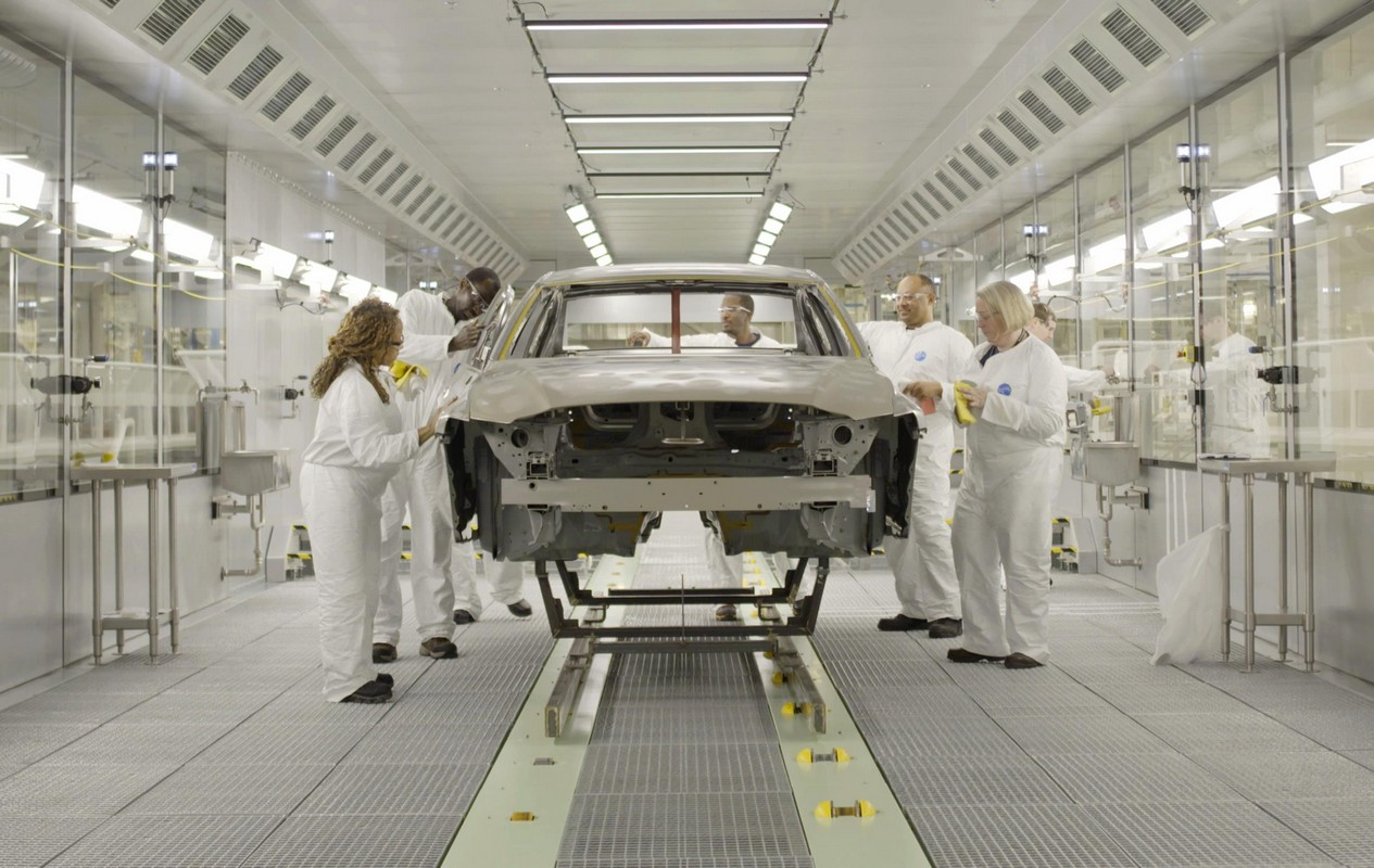 Toyota Plants In Usa >> Volvo Opens First US Manufacturing Plant in Charleston