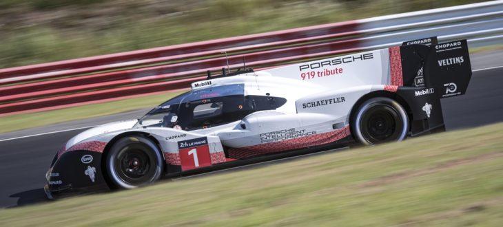 919 hybrid nurburgring 2 730x330 at Porsche 919 Hybrid Evo Shatters Nurburgrings Lap Record