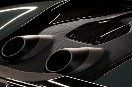 A new McLaren is coming top exit exhausts 550x360 at Hard Core McLaren 570 to Features 918 esque Exhaust Pipes