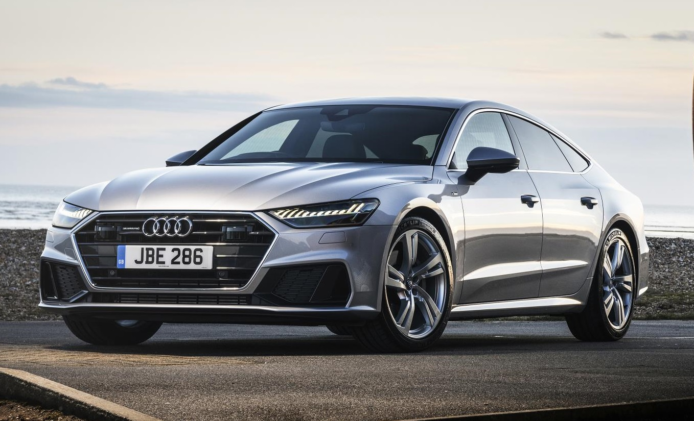 2019 Audi A7 Available to Order in the UK from £52,240