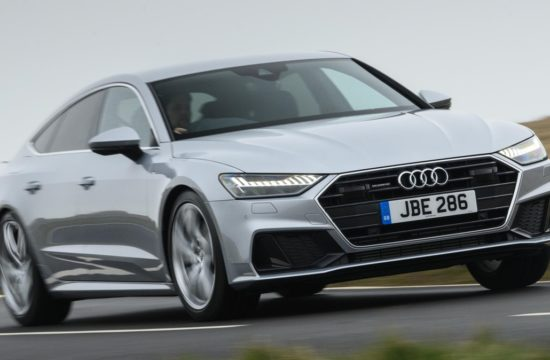 AUDI A7 SPORTBACK 081 550x360 at 2019 Audi A7 Available to Order in the UK from £52,240