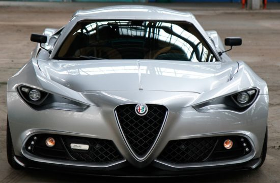 Alfa Romeo Mole 4 550x360 at Alfa Romeo 4C Facelift by UP Design