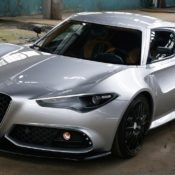 Alfa Romeo Mole 5 175x175 at Alfa Romeo 4C Facelift by UP Design