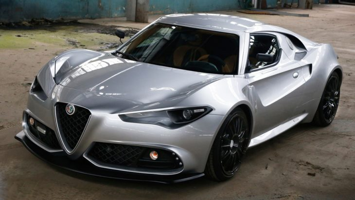 Alfa Romeo Mole 5 730x411 at Alfa Romeo 4C Facelift by UP Design