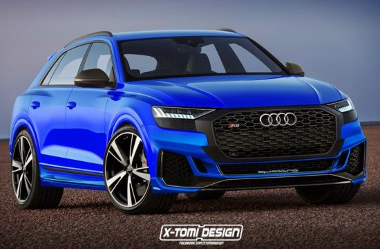Audi RS Q8 550x360 at Audi RS Q8 Looks Predictably Awesome