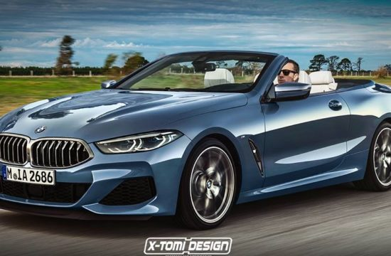 BMW 8 Series Cabrio 550x360 at 2020 BMW 8 Series Cabrio Imagined in Excellent Rendering