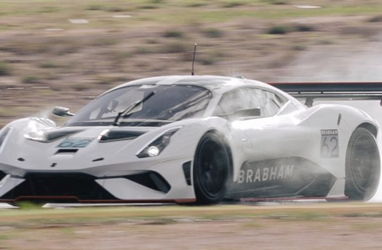 BT62 Bend Track 550x360 at Brabham BT62 Tackles The Bend in Styles