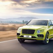 Bentayga Pikes Peak Limited Edition Exterior Dynamic 175x175 at Bentley Bentayga Sets Production SUV Record at Pikes Peak