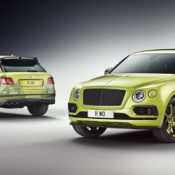 Bentayga Pikes Peak Limited Edition Exterior with Record Breaker 175x175 at Bentley Bentayga Sets Production SUV Record at Pikes Peak