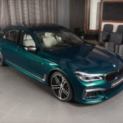 Boston Green M760Li 12 175x175 at Ultimate 7er: Custom BMW M760Li in Boston Green