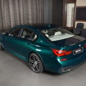 Boston Green M760Li 14 175x175 at Ultimate 7er: Custom BMW M760Li in Boston Green