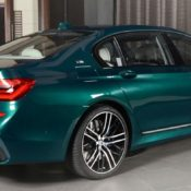 Boston Green M760Li 16 175x175 at Ultimate 7er: Custom BMW M760Li in Boston Green
