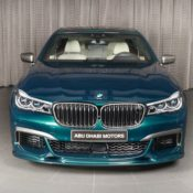 Boston Green M760Li 2 175x175 at Ultimate 7er: Custom BMW M760Li in Boston Green