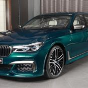 Boston Green M760Li 3 175x175 at Ultimate 7er: Custom BMW M760Li in Boston Green