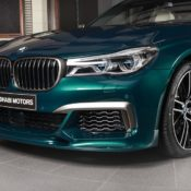 Boston Green M760Li 4 175x175 at Ultimate 7er: Custom BMW M760Li in Boston Green