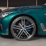 Boston Green M760Li 5 175x175 at Ultimate 7er: Custom BMW M760Li in Boston Green