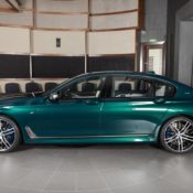 Boston Green M760Li 6 175x175 at Ultimate 7er: Custom BMW M760Li in Boston Green