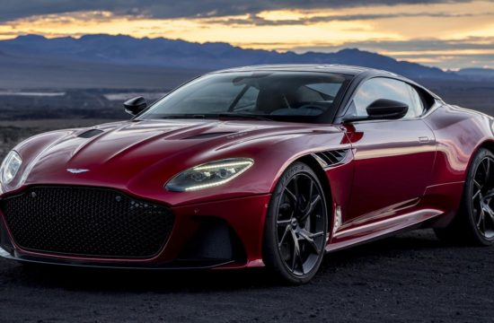 DBS Superleggera 1 550x360 at Aston Martin DBS Superleggera Is a DB11 on Steroids