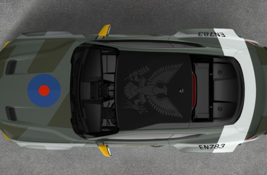 Eagle Squadron Mustang GT 550x360 at Eagle Squadron Mustang GT Is an Homage to WWII Fighter Pilots