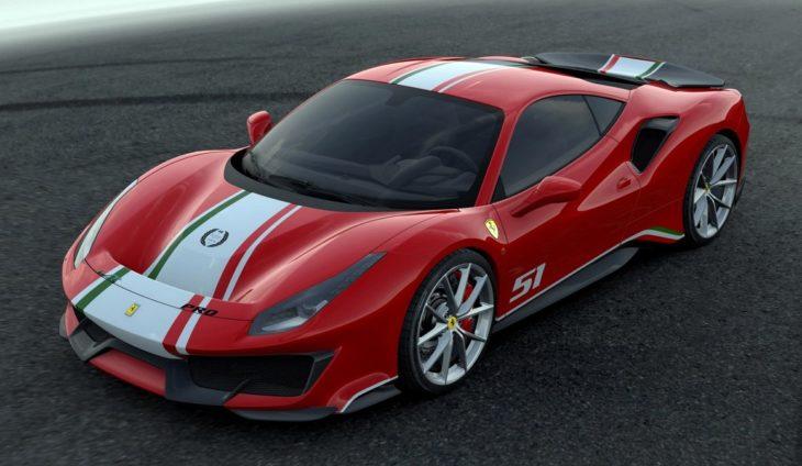 Ferrari 488 Pista Piloti Ferrari 1 730x424 at Ferrari 488 Pista 'Piloti Ferrari' Tailor Made Unveiled at Le Mans