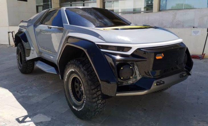 Golem SUV 1 730x441 at DSD Design Golem SUV Previewed in Concept Form