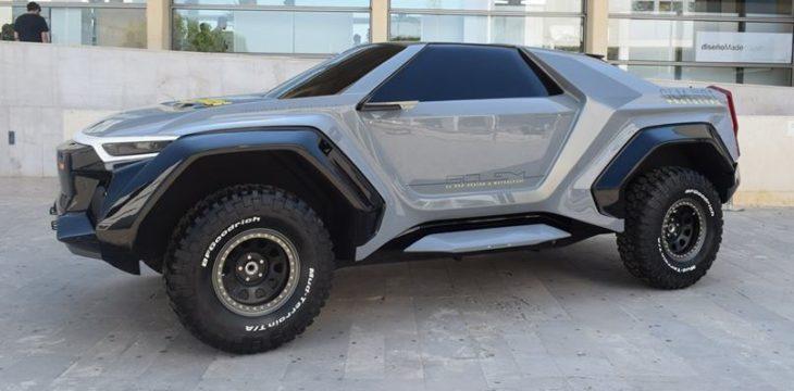 Golem SUV 3 730x360 at DSD Design Golem SUV Previewed in Concept Form