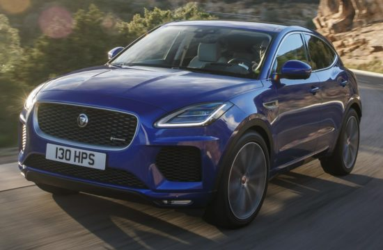 J E PACE R Dynamic 19MY  P300 060618 01 550x360 at 2019 Jaguar E PACE Gains Self Learning Smart Setting Technology
