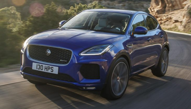 J E PACE R Dynamic 19MY  P300 060618 01 730x416 at 2019 Jaguar E PACE Gains Self Learning Smart Setting Technology