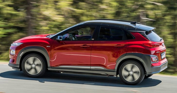 Kona electric 1 730x384 at Hyundai Kona Electric Priced from £29,495 in the UK