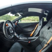 MSO Gulf Racing theme McLaren 675LT 03 interior resized GF Williams 175x175 at Bespoke McLaren 675LT MSO Gets F1 Long Tails Gulf Livery